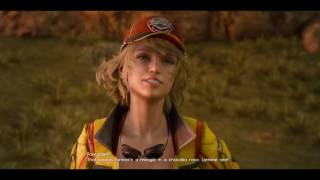 FFXV: Prompto confesses to Cindy