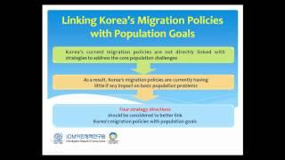 [IOM MRTC] Response to Korea