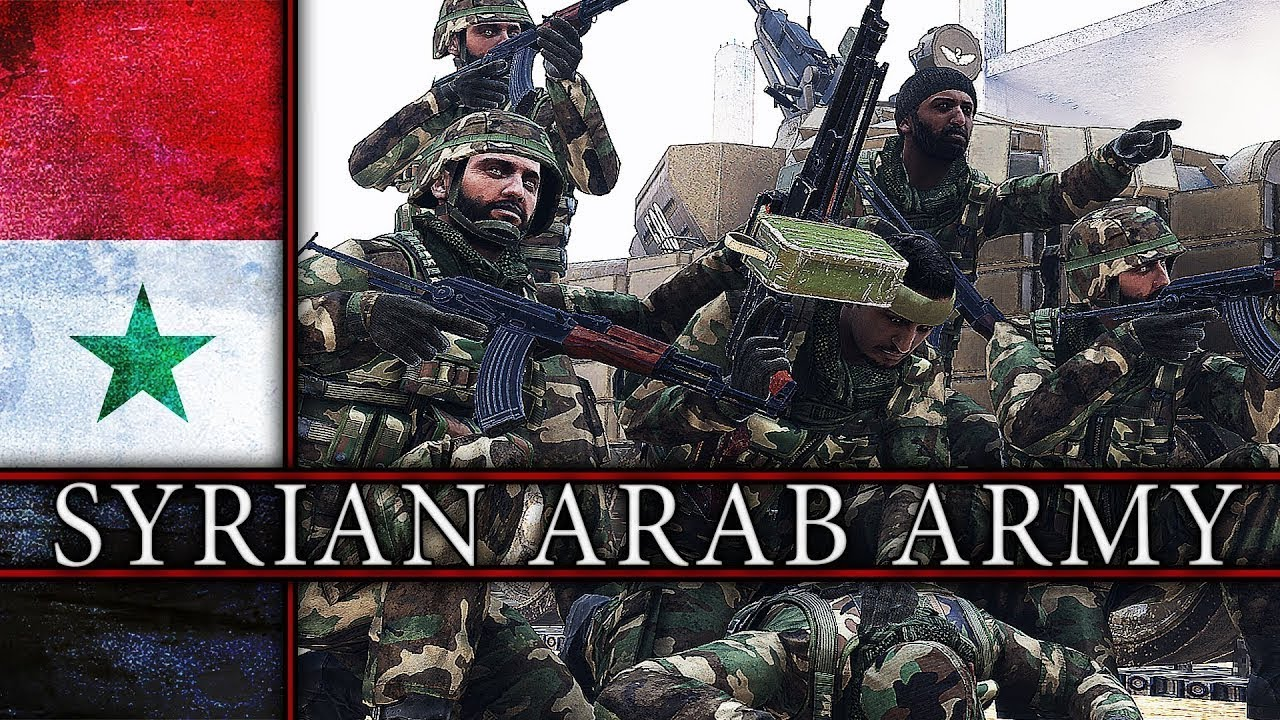 Tribute to Syrian Arab Army martyrs - New Year's Eve 2020/21