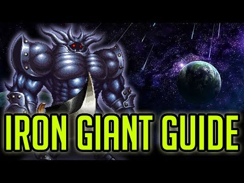 Iron Giant Trial Armor of the Oppression Guide - [FFBE] Final Fantasy Brave Exvius