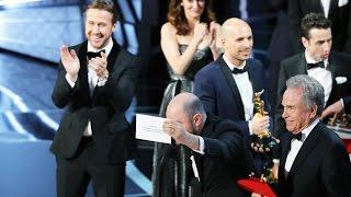 """Как """"оскандалилась"""" премия """"Оскар"""""""