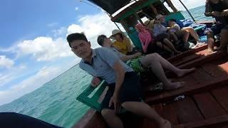 test chống nước biển của gopro 6