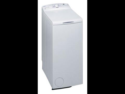 Ремонт стиральной машины Whirlpool. Замена клапана подачи воды.