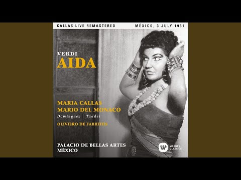 "Aida, Act 4: ""Vedi? Di Morte L'angelo ... Immenso Fthà"" (Radamès, Aida, Chorus) (Live)"