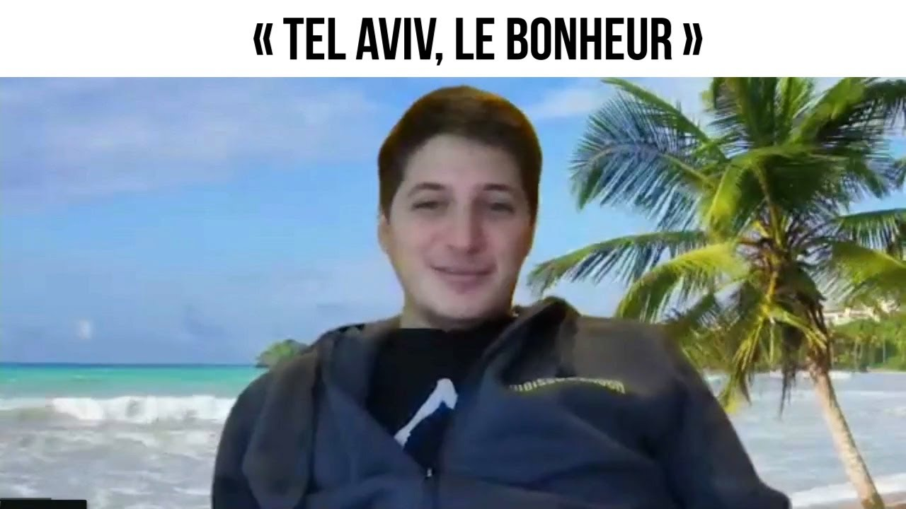 « Tel aviv, le bonheur » - Alyastory#507