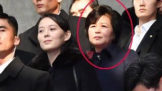 北 여성 대남통 김성혜, 김여정