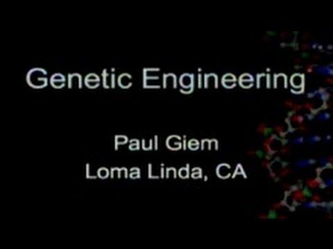 Genetic Engineering 11-3-2012 by Paul Giem