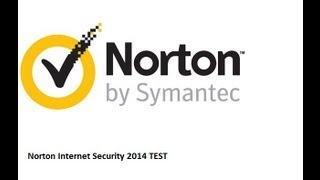 [Test] Norton Internet Security 2014