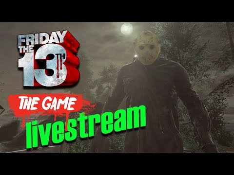 Alles wird aus Hack gemacht ☠ FRIDAY THE 13th: THE GAME ☠ Livestream 11 [GER]