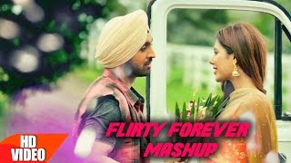 Flirty Forever Mashup | Punjabi Not Stop Songs | Mashup Song Collection | Speed Records