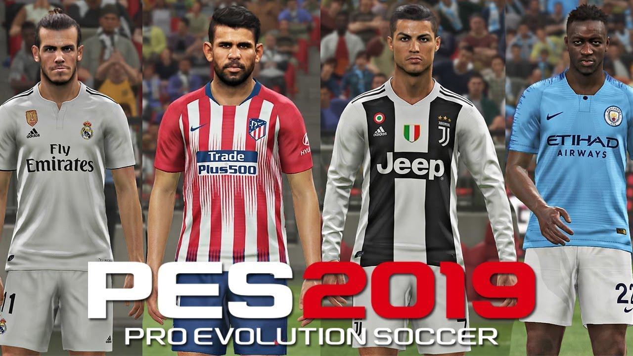 LOS MEJORES OPTION FILES PARA PES 2019 (PS4 Y PC)