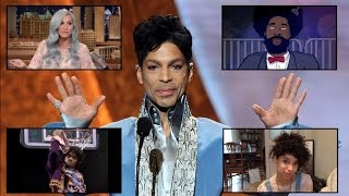 Everybody Has A Prince Story; Celebs Tell Their Best Tales - Newsy