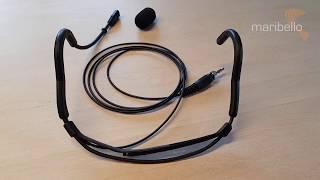 Baixar Maribello Test & Check: Fitness und Sprach Headset Intricon HT747