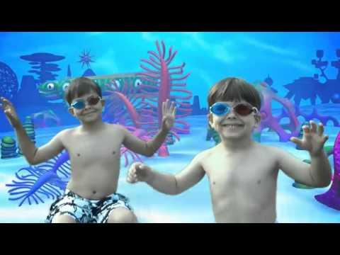 Zwembad Marin 3D adventure Bestway Promo English