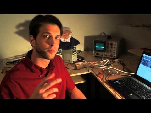 Low Latency USB AVR Sound Card