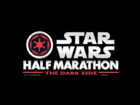 WDW Star Wars Half Marathon - The Dark Side 2018