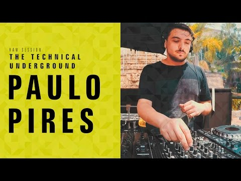 Paulo Pires - Connect Raw Session