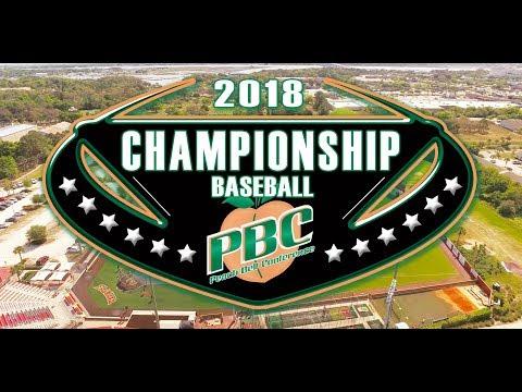 2018 Baseball Tournament Championship - Georgia College vs. USC Aiken