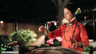 Instrumental Chinese Music - Bamboo Flute & Guzheng - Instrumental Music for Learning & Sleeping