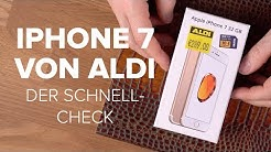 """iPhone 7 von Aldi im Kurz-Test: Ist """"reassembled"""" so gut wie neu?"""