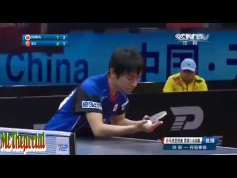 Thumbnail: Table Tennis Asian Championships 2017 - Xu Xin Vs Koki Niwa -