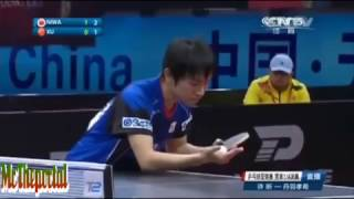 Table Tennis Asian Championships 2017 - Xu Xin Vs Koki Niwa -