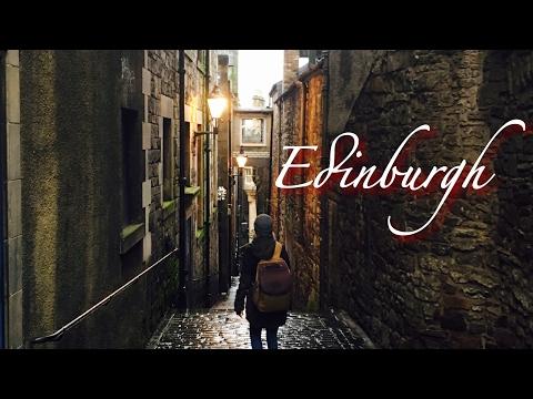 Edinburgh Day 1
