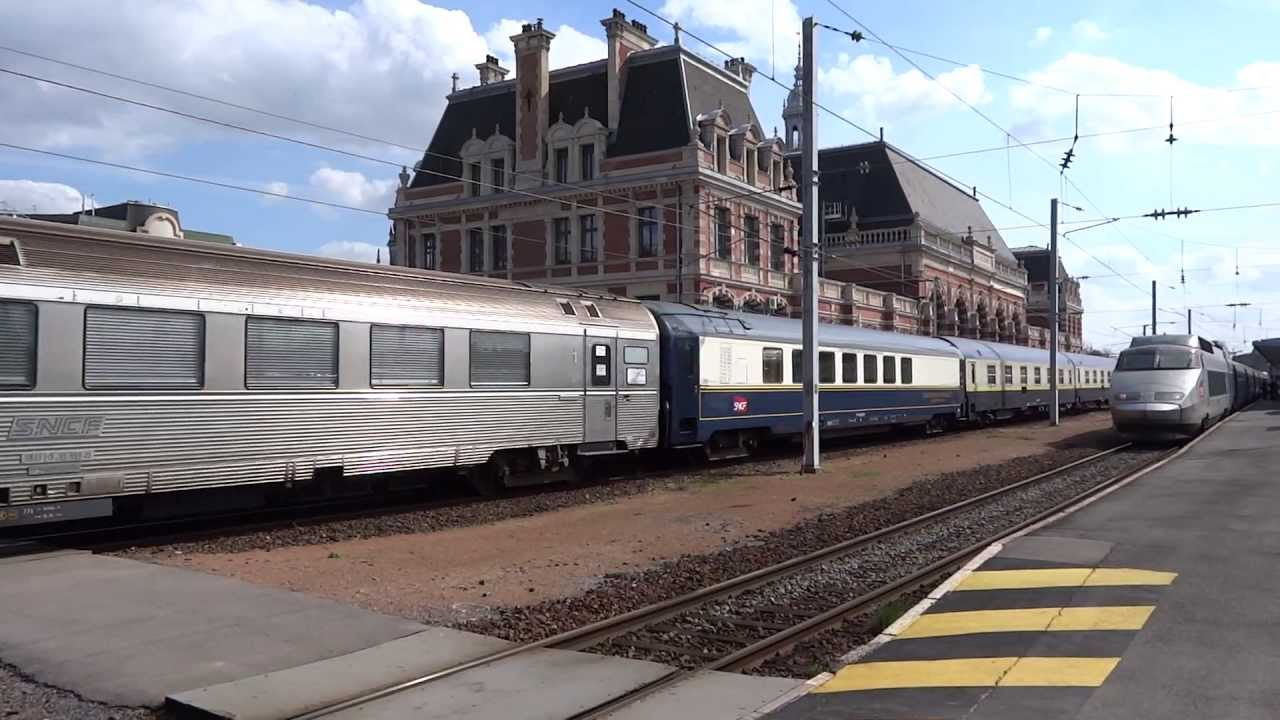 sncf train expo voiture tee trans europ express gare de valenciennes youtube. Black Bedroom Furniture Sets. Home Design Ideas