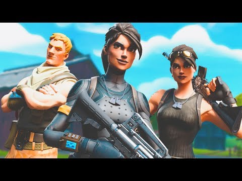 THE MOST INTENSE TRIO SCRIM EVER !!! Feat, Tfue & Cloakzy
