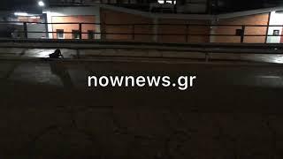 Τροχαίο ατύχημα στην οδό Τενέδου στην Καβάλα