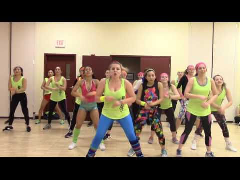 Salt-N-Pepa- Push It I Zumba I Dance Fitness