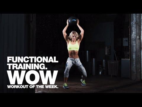 Functional Training: Slamming! Workout of the Week