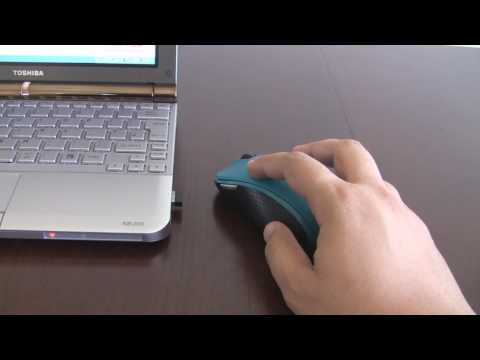 0ea0b7cc47c Microsoft Wireless Mobile Mouse 4000 Review - YouTube