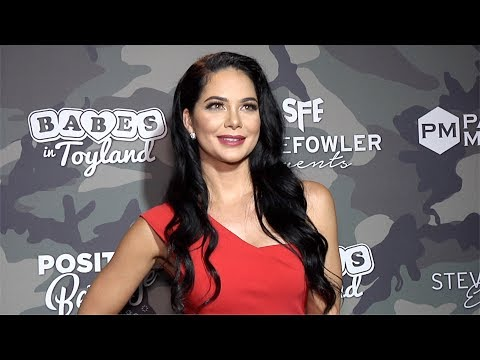 "Martina Andrews 2019 Babes in Toyland ""Support our Troops"" Red Carpet"