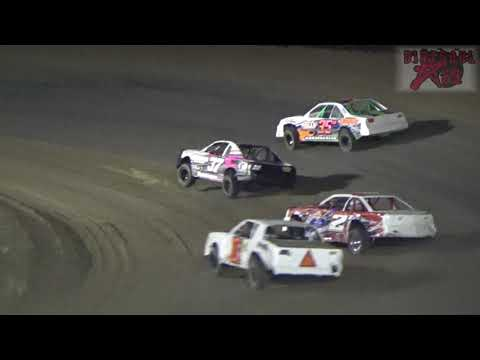 RPM Speedway 2017 Fall Nationals: 10-7-17 Stock Cars Qualifier Races 3-4