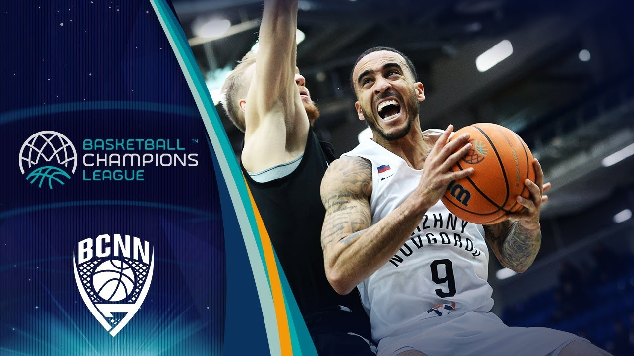 Brandon Brown (Nizhny Novgorod) | Highlight Tape | Basketball Champions League 2019