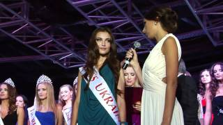 Miss Ukraine 2010 afterparty  in Crystal Hall