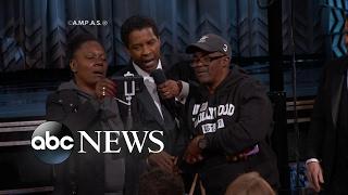 Oscars 2017: Jimmy Kimmel's Funniest Moments