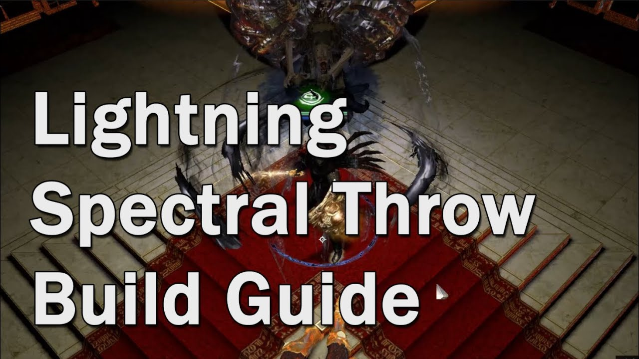 Spectral Throw Build