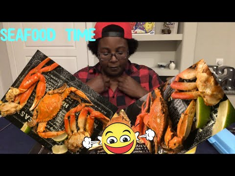 Seafood Boil: CRAB FEAST MUKBANG!🦀| Queen, Dungeness, Blue Crab ⚠️|