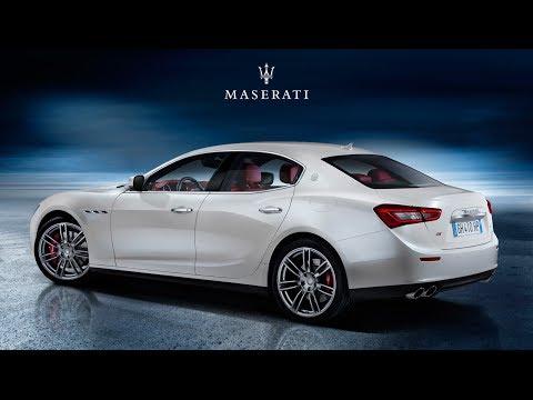 Maserati Ghibli debut Auto S de Los Ángeles presentado por Je Koechlin