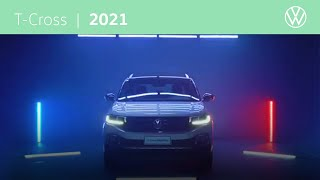 T-Cross 2021 l VWBrasil
