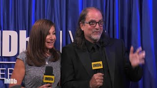 Glenn Weiss Talks Emmy Win and his Surprise Proposal