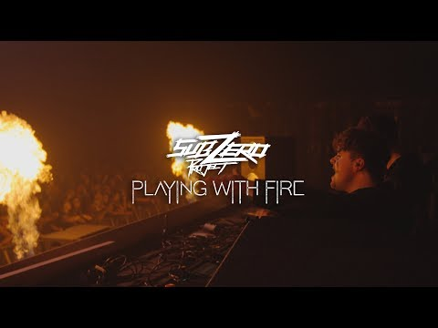 Sub Zero Project - Playing With Fire   Clip