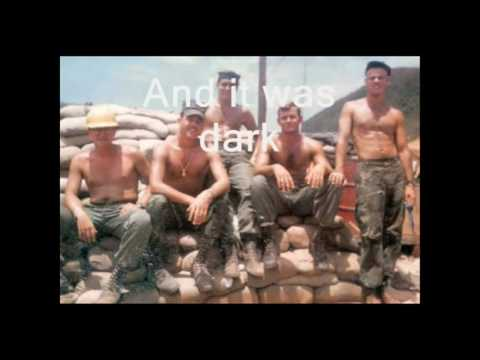Former corpsman Jim Wido honors marines and corpsmen KIA for 3/26 Marines in Vietnam in 1969