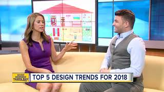 Home Design Trends for 2018