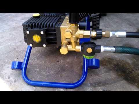 Prueba De Hidrolavadora Windstar Motor A Gasolina 13 Hp 4000 Psi thumbnail