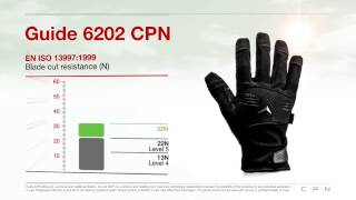 Guide CPN 6202 Tactile Search Gloves Personal Safety