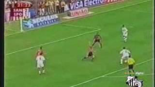 Santos 3x1 São Paulo - Campeonato Brasileiro 2002