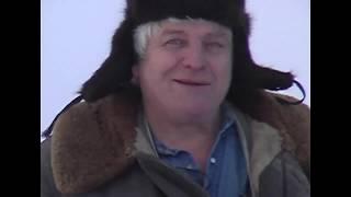Поездка на зимнюю рыбалку Нижняя Шальдиха Ладожское озеро 29 01 2005